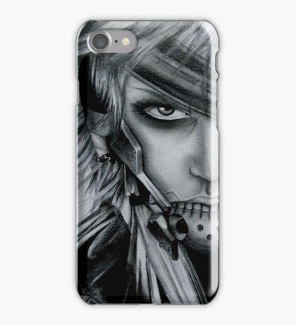Raiden (Jack) Metal Gear Rising iPhone Case/Skin