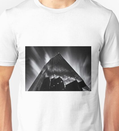 Sky in Motion at Mahou Tower  Unisex T-Shirt