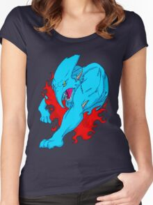 Blue Saber Women's Fitted Scoop T-Shirt