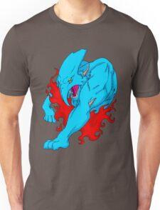 Blue Saber Unisex T-Shirt