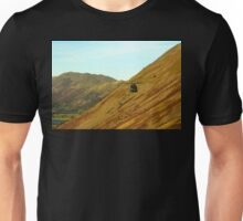 Helicopter in Kirkstone Pass. Unisex T-Shirt