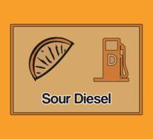 Sour Diesel Design  by tychilcote