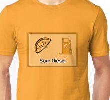 Sour Diesel Design  Unisex T-Shirt