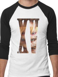 Final Fantasy XV Squad Men's Baseball ¾ T-Shirt