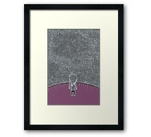 EMpty VOId Framed Print