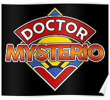 DOCTOR WHO - MYSTERIO Poster