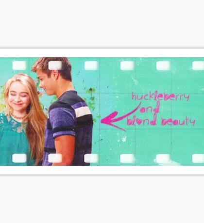 Lucaya - Girl Meets World Sticker