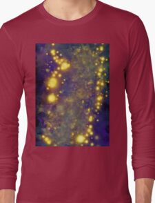 Abstract Starry Stuff 5 Long Sleeve T-Shirt