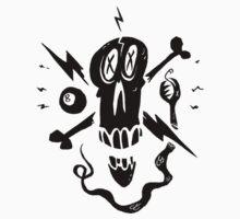 Skull by Tex Minos