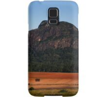 Mount Tibrogargan - Glasshouse Mountains Samsung Galaxy Case/Skin