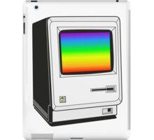 MAC ONE RAINBOW iPad Case/Skin