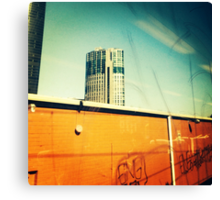 gritty melbourne 5338 Canvas Print