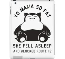 Gonna Catch Your Mom Bro iPad Case/Skin