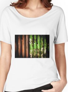 Rusty Fence Women's Relaxed Fit T-Shirt