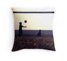 Brazilian kids Throw Pillow