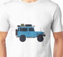 Toyota land Cruiser FJ40  Unisex T-Shirt