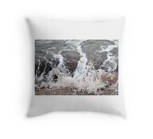 Shell Jump Throw Pillow