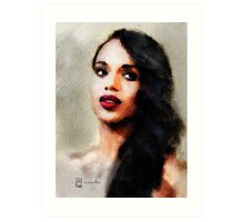 Kerry Art Print