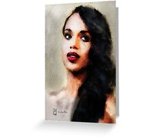 Kerry Greeting Card