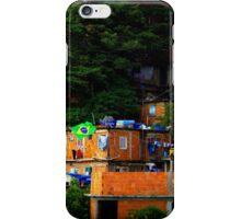 Favela - Casa Brasileira iPhone Case/Skin