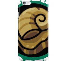 Helix Coffee ~ Color iPhone Case/Skin