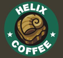 Helix Coffee ~ Color by Romantically