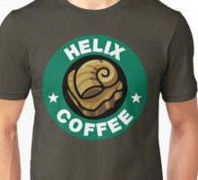 Helix Coffee ~ Color Unisex T-Shirt
