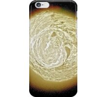 Infrared Comet iPhone Case/Skin