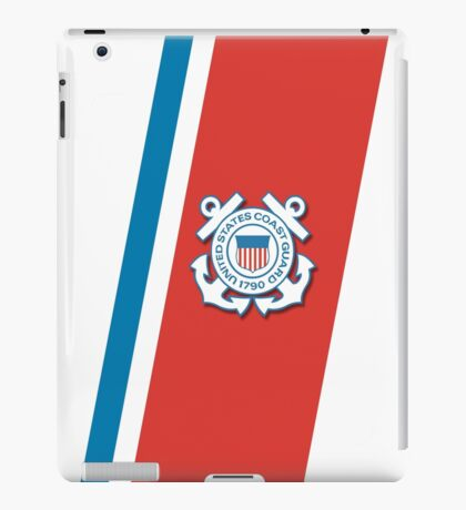 United States Coast Guard - Semper Paratus iPad Case/Skin