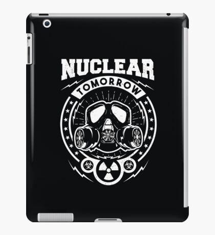Nuclear Tomorrow iPad Case/Skin