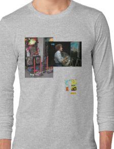 Raf Simons Bob ross dance dance revolution extreme  Long Sleeve T-Shirt