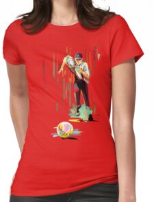 The Showdown Womens Fitted T-Shirt