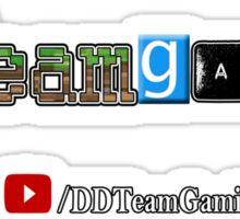 DDTeamGaming Sticker