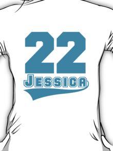 Jessica - 22 T-Shirt