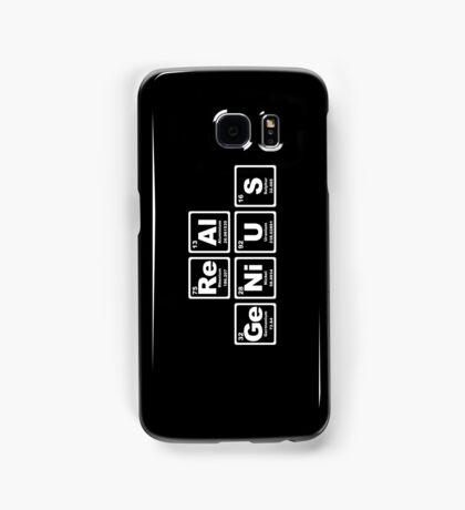 Real Genius - Periodic Table Samsung Galaxy Case/Skin
