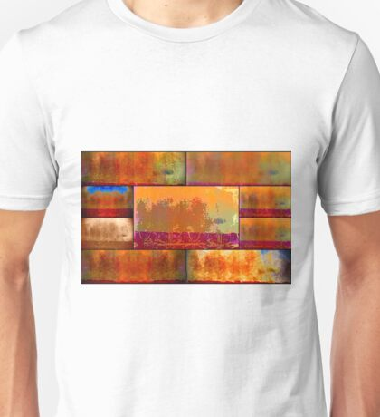 Wilderness Quilt Unisex T-Shirt