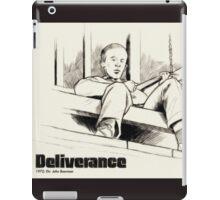 Deliverance- duelling banjos iPad Case/Skin