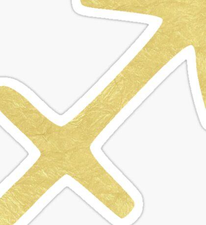 Sagittarius Symbol Sticker