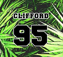 'Clifford 95' Tropical Phone Case (iPhone/Samsung) by lukespepsi