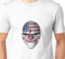 Payday 2 Dallas Mask Unisex T-Shirt