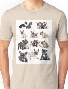Frenchie Favourites Unisex T-Shirt