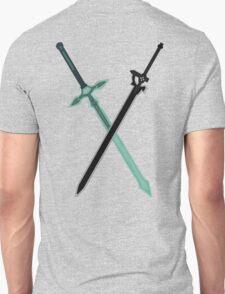 Sword Art Online - Kirito's Swords T-Shirt