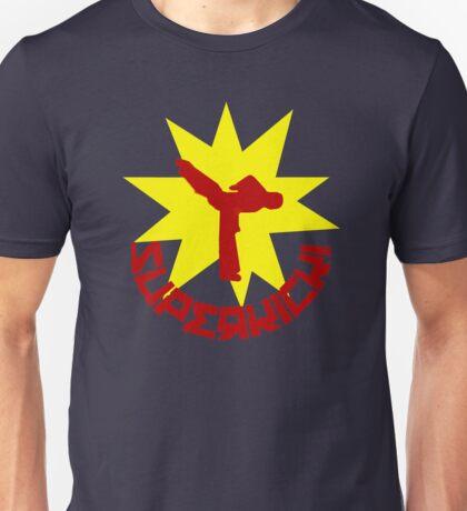 SUPERKICK! | #LiveYourFinisher Unisex T-Shirt