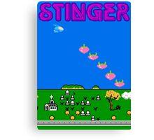 Stinger (NES) Canvas Print
