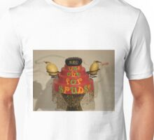 TIME OUT FOR SPUDS by: Rev. Susie the Floozie Unisex T-Shirt