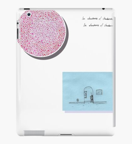 Julia Brown an abundance of Strawberries iPad Case/Skin