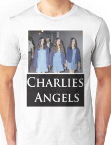 Charlies Angles Parody- Charles Manson Unisex T-Shirt