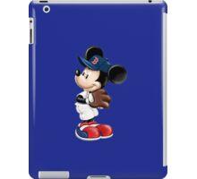 The Red Sox & Mickey iPad Case/Skin
