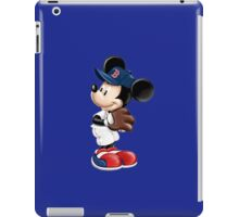 The Red Sox & Mickey iPad Case/Skin
