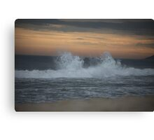 Waves 2 Canvas Print